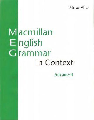Macmillan english grammar_in_context_advanced_with_key