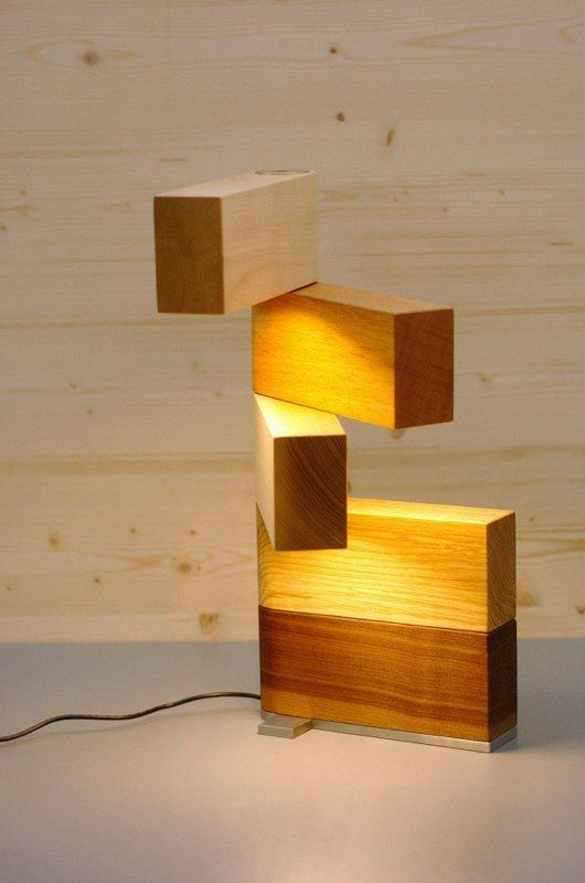 side lamp by thomas lemut moco vote