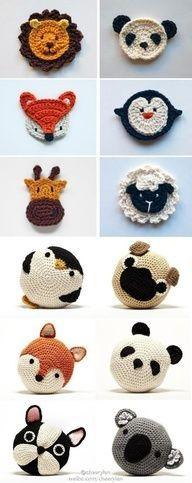Preciosas ideas de crochet para niños. ¿Te animas?