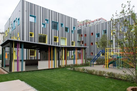 Детский сад на улице Маршала Тухачевского (250 мест) :: http://archsovet.msk.ru/objects/education/detskiy-sad-na-marshala-tuhachevskogo
