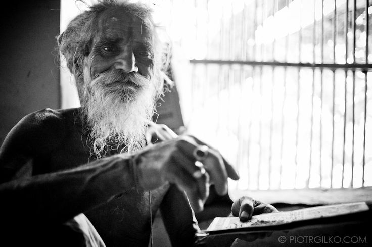 Baba . Varanasi #INDIA