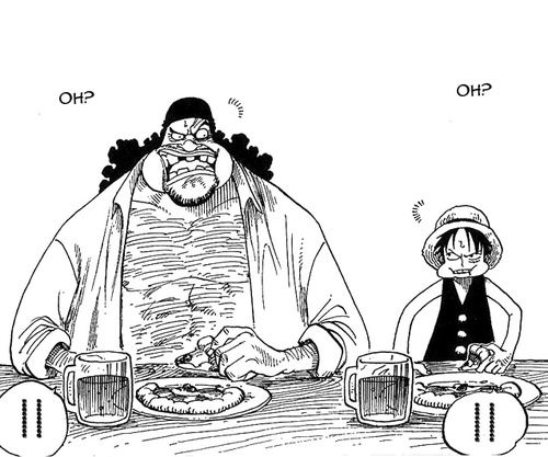 Blackbeard And Luffy: The 25+ Best Ideas About Blackbeard One Piece On Pinterest