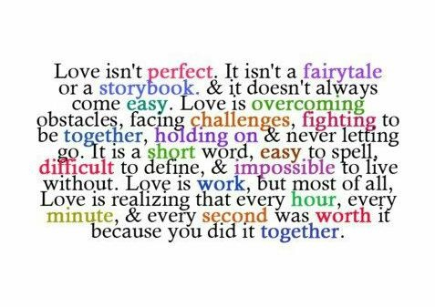 . ... Uploaded with Pinterest Android app. Get it here: http://bit.ly/w38r4m: True Quotes, Inspiration, Love Is, So True, The L Words, Living, Worth It, Love Quotes, True Stories