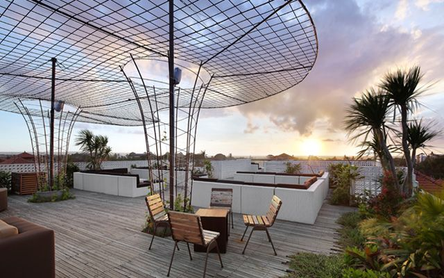 Vertical Point - Roof Bar  Jacuzzi #BestofBali #DeaVillas #Bali