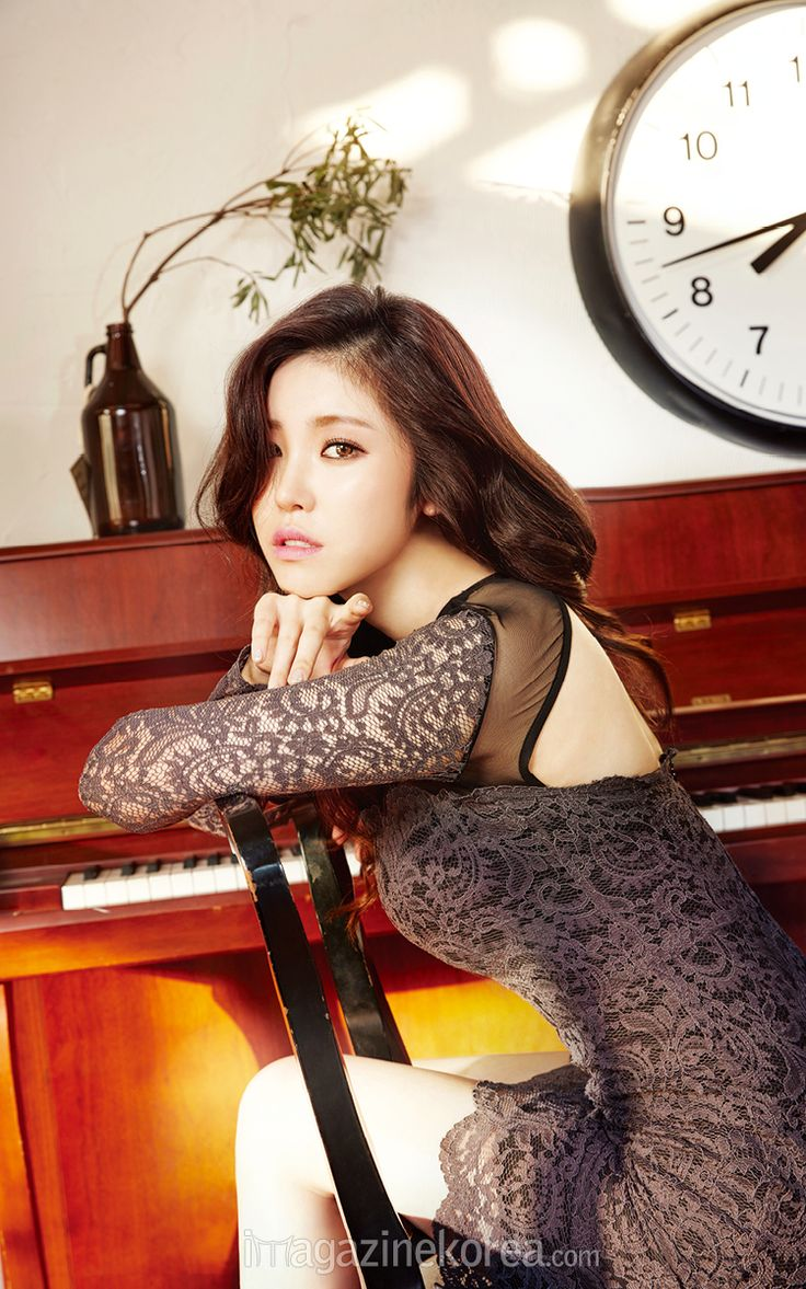 전효성 Hyosung (Secret) - Esquire Magazine April Issue '16