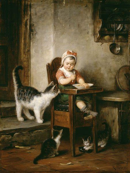 Bild:  Rudolf Epp - Naschkatzen