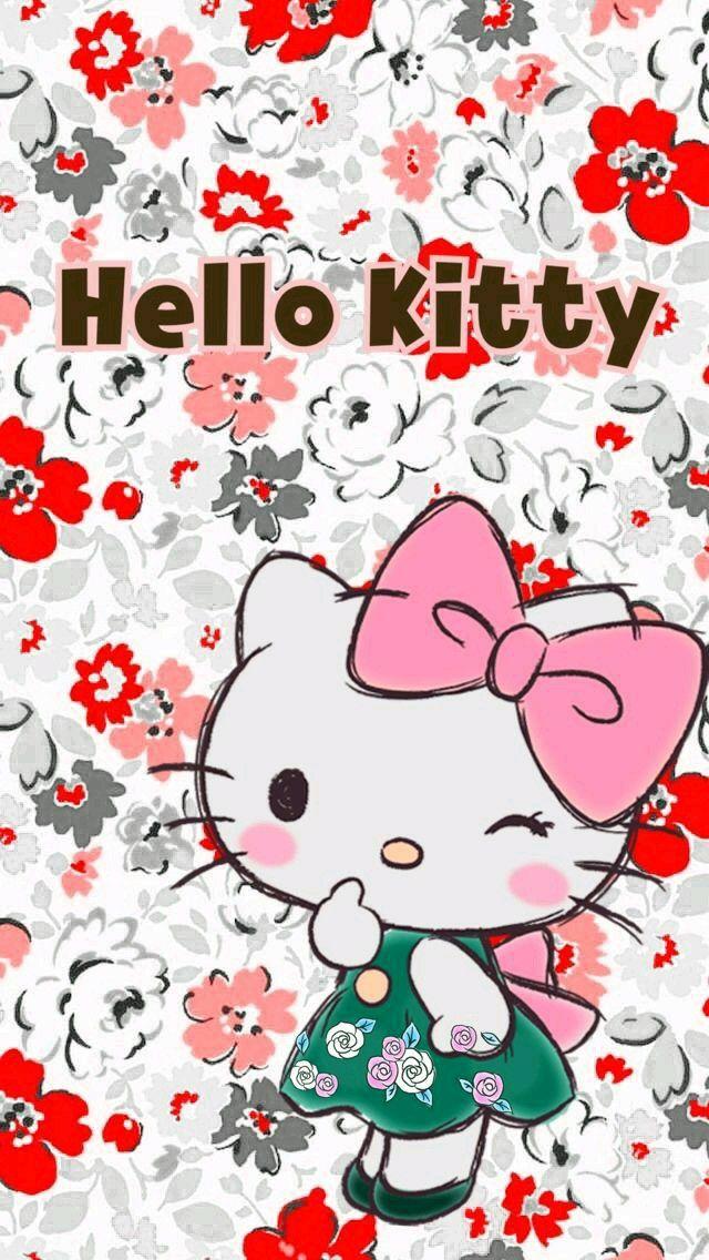 25 best ideas about hello kitty wallpaper on pinterest