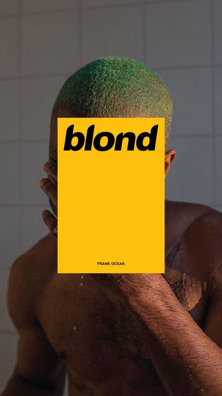 Frank Ocean Blond poster 1 Frank ocean wallpaper