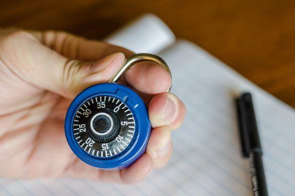 How to Unlock a Combination Lock Without Knowing the Combination | eHow