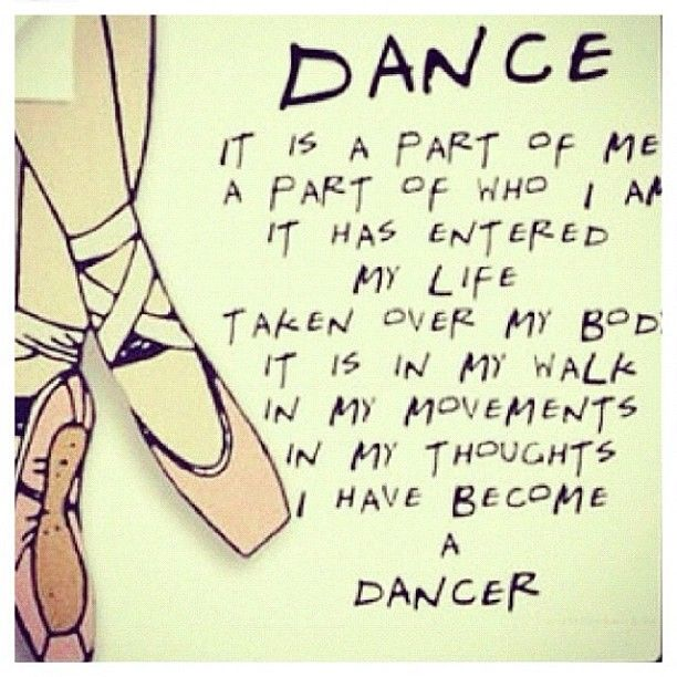 157 Best Images About DANCE & Quotes For A Daughter On