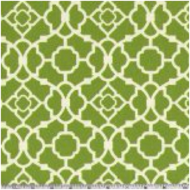 Maybe in a blue shade love the pattern waverly lovely - Curtains for olive green walls ...