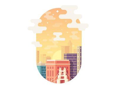 Cloudy City