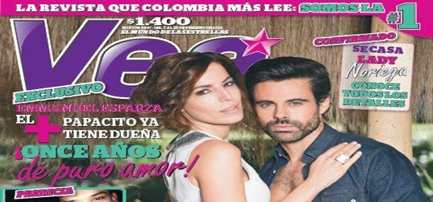 Revista VEA: Emmanuel Esparza