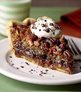 Recipe for Millionaires Chocolate Pecan Pie - Chocolate Pecan Pie has a soft and gooey filling that is rich, Southerners often add a splash of bourbon or rum to the filling.