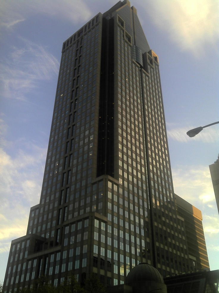 Montréal got skyscrapers too !