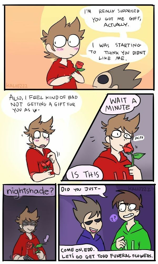 Boom Tomtord Comic Eddsworld Memes Eddsworld Comics
