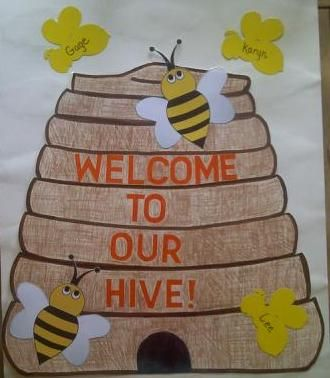Bee+Bulletin+Boards | Crafts For Preschoolers: Bee Hive Door Idea & Best 25+ Bee bulletin boards ideas on Pinterest | Bee theme ... Pezcame.Com