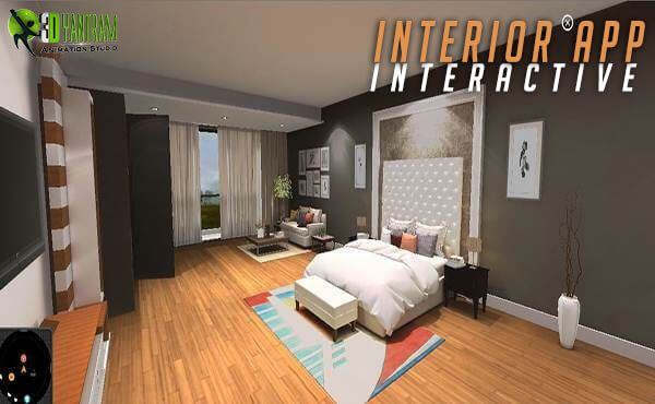 Very #Useful #Interactive Interior #Virtual #Reality #Developer #Application by Yantram Architectural Design Studio.