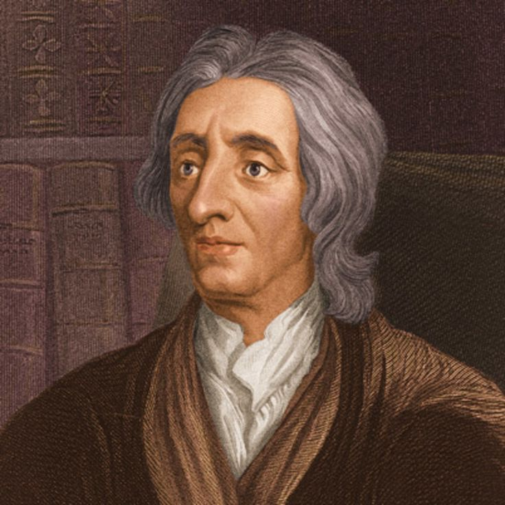 English philosopher John Locke's works lie at the foundation of modern philosophical empiricism and political liberalism.