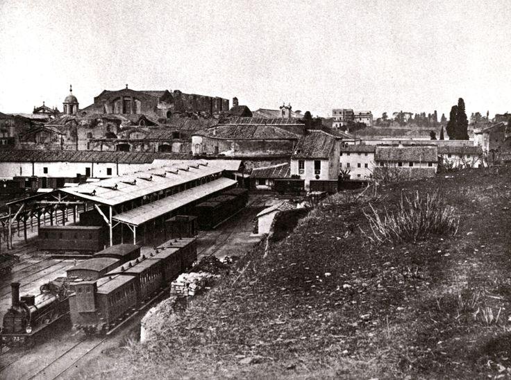 Stazione Roma Termini (1868)