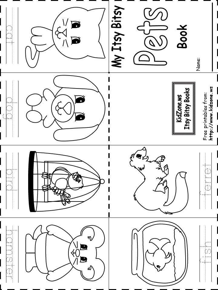 40 best Pet Activities | Pre-K Preschool images on ...