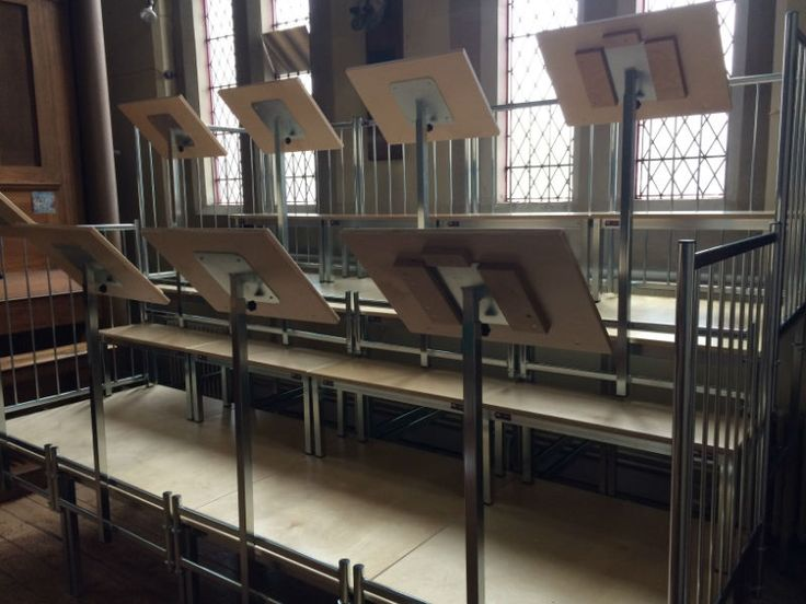 Recent Tiered Staging Job: White City, London Holy Ghost Catholic Church http://www.unistage.co.uk/cs/tiered-staging-london-holy-ghost-st-stephen-catholic-church/