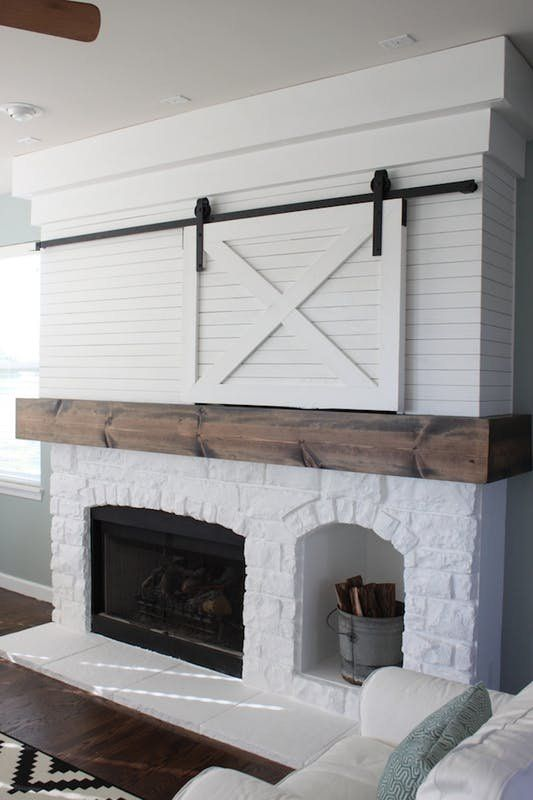 Best 25+ Fireplace doors ideas on Pinterest | Painting a ...