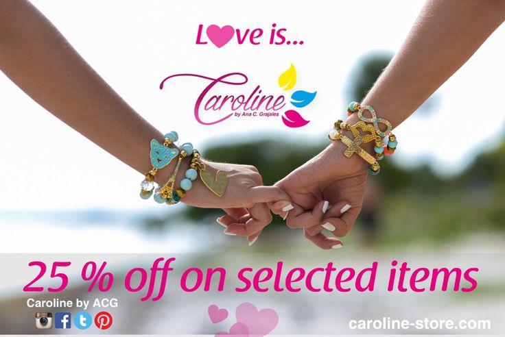 25% <------ www.caroline-Store.com