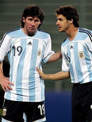 Messi & Aimar