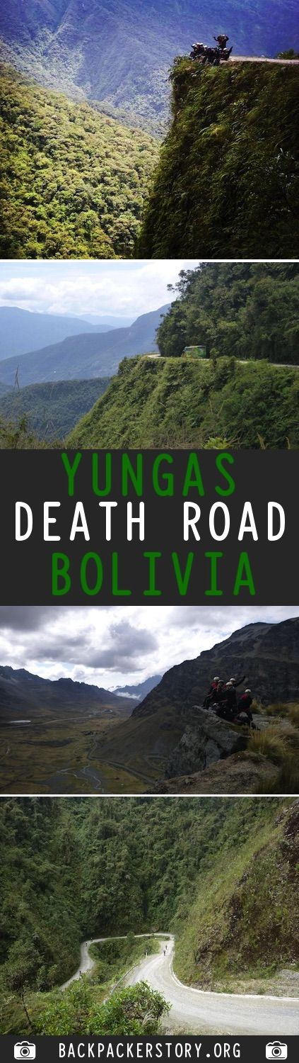Complete guide to the Yungas Death Road in Bolivia