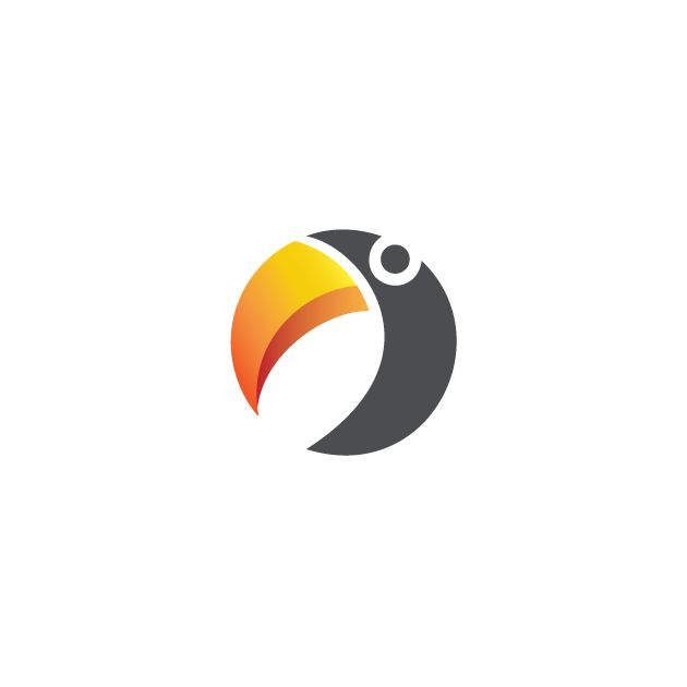 Guinness Toucan Mascot Tattoo: Toucan Logo By LogoPick