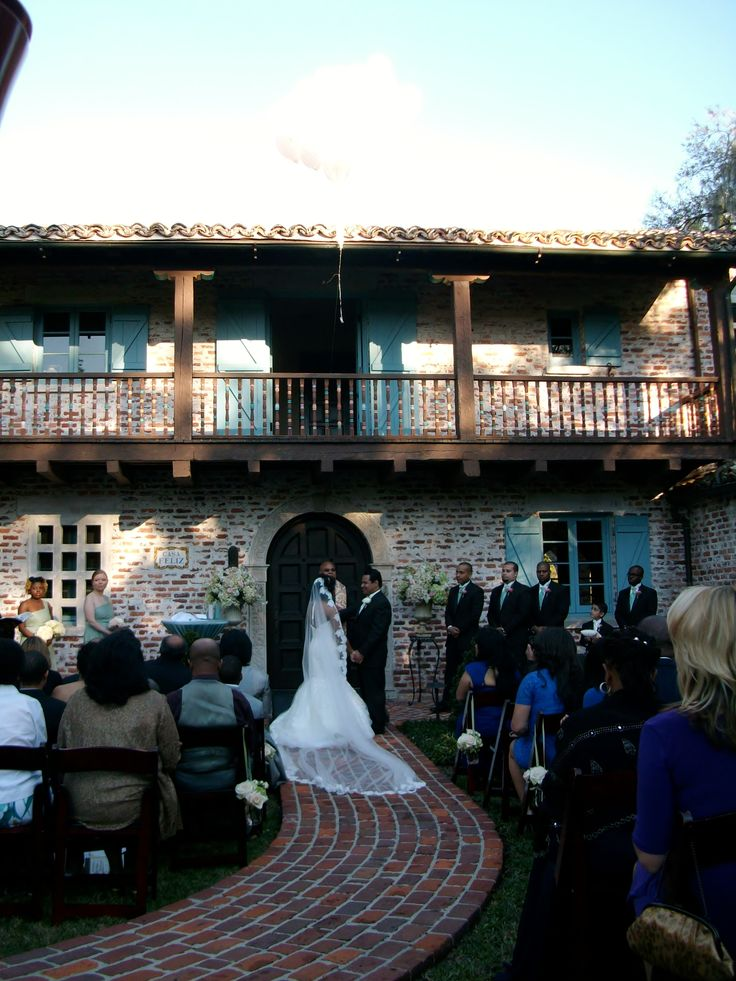 17 best images about casa feliz weddings on pinterest for Outdoor wedding ceremony locations