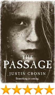 The Passage // Justin Cronin. Don't screw around with nature.  Reading this now - can't put it down.