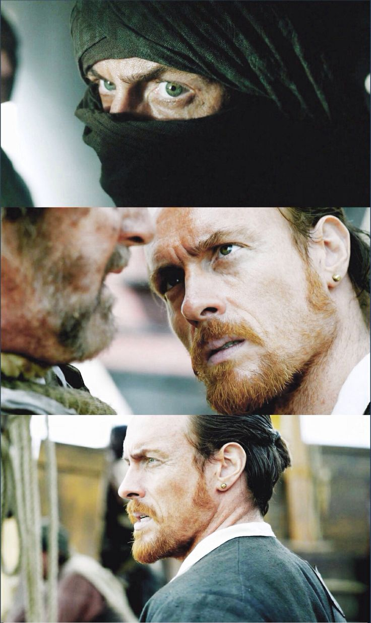 Captain Flint. Black Sails.