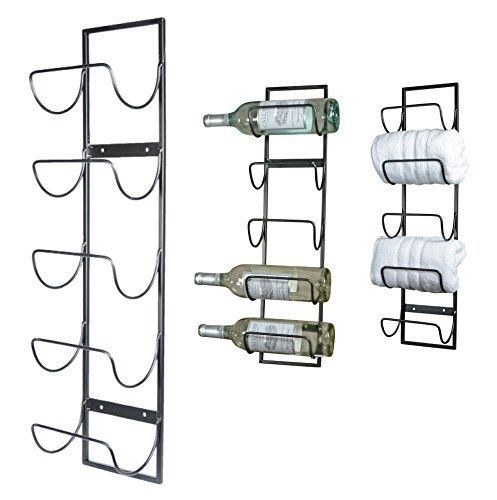 17 Best Ideas About Metal Wine Racks On Pinterest Wine
