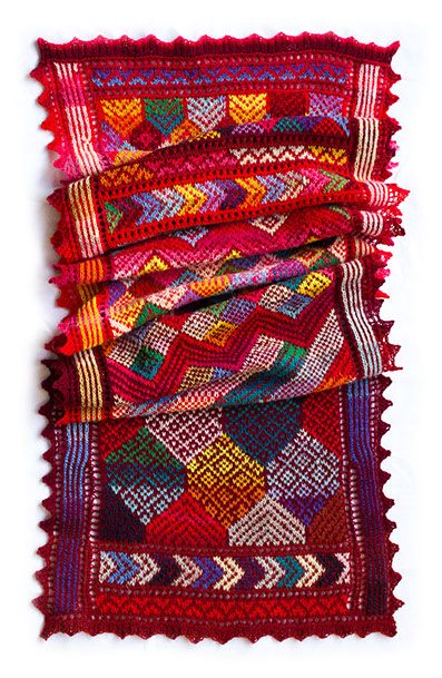 Kurdish Shawl