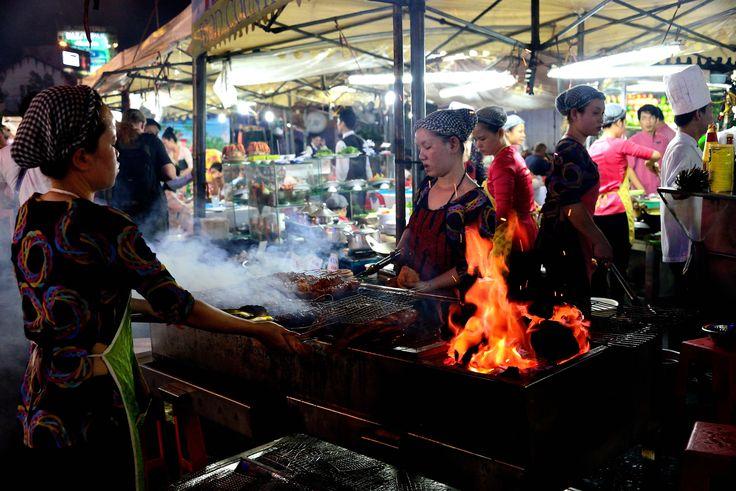 Sultry Saigon | Image Earth Blog