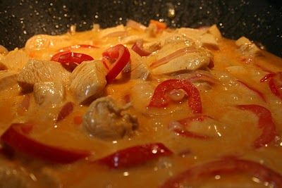Gluten- og melkefri inspirasjon: Kylling Tandoori