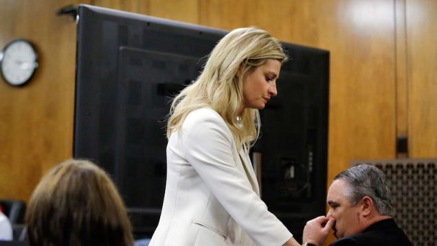 Erin Andrews Accuses Hotels Of Giving Her Stalker Rooms Next To Her When He Asked