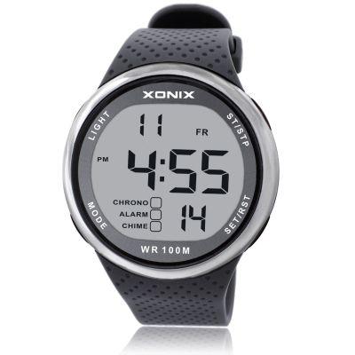 XONIX Fashion Men Sports Watches Waterproof 100m Outdoor Fun Digital Watch Swimming Diving Wristwatch Reloj Hombre Montre Homme Like it?  #shop #beauty #Woman's fashion #Products #Watch
