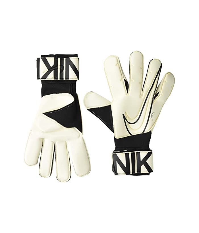 Nike Goalkeeper Grp3 White Black Extreme Cold Weather Gloves Keep The Net Clear With The Nike Goalkeeper Grp In 2020 Cold Weather Gloves White And Black Cold Weather