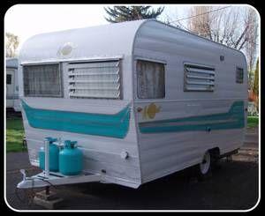Boise Recreational Vehicles Trailer Vintage