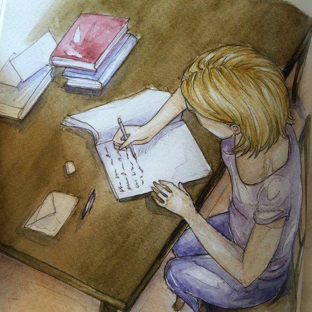 art, book, draw, drawings, read, reading, szjg, we heart it, szent johanna gimi, leiner laura, könyv