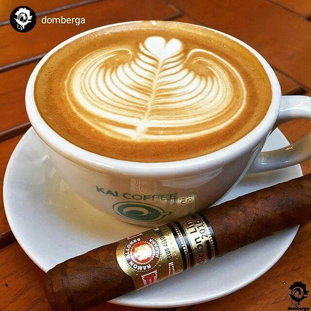 Cigars & Coffee #pairing