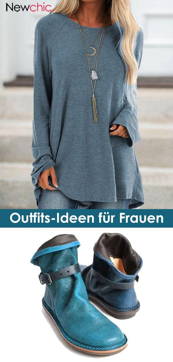 Outfits-Ideen für Frauen. #LässigesOutfit