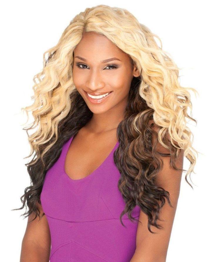 L-Part Sensationnel Wig Easy 5 Finger Edge Lace Front Hair New #Sensationnel #FingerWave