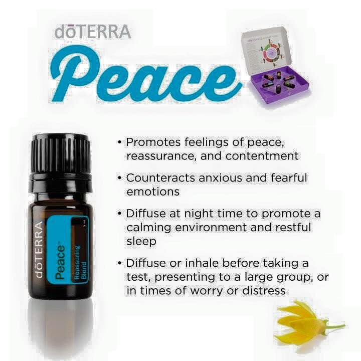 doterra emotional aromatherapy wheel pdf