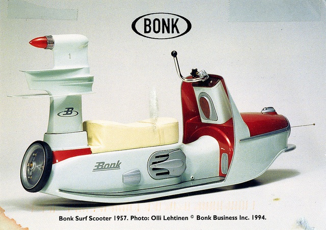 Bonk Surf Scooter by Bonk Business Inc. (Alvar Gullichsen & Olli Lehtinen)