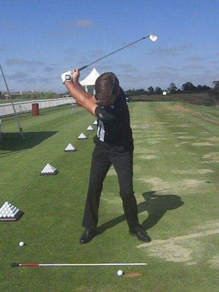 James Parker Golf - Robert Rock Video Analysis | Great ...
