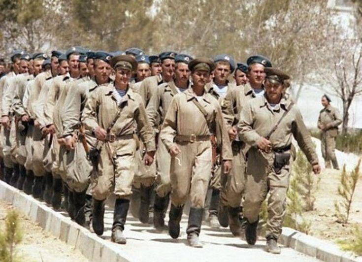 Редкие фото Афганской войны - Colonel Cassad